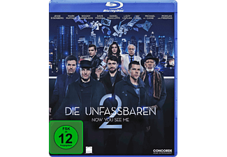 Die Unfassbaren 2 - Now you see me - (Blu-ray)