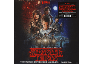 Kyle Dixon, Michael Stein - Stranger Things Season 1,Vol.2 (OST)/2LP - (Vinyl)