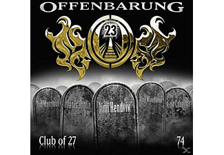 Club of 27 - 1 CD - Krimi/Thriller