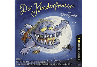 Klaus Strenge - Der Kinderfresser - (CD)