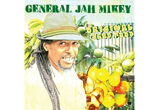 General Jah Mikey - Original Yard Food - (CD)
