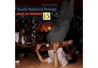 VARIOUS - INDONESIA VOL. 15: SOUTH SULAWESI - (CD)
