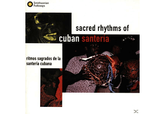 VARIOUS - SACRED RHYTHMS OF CUBAN SANTER A - (CD)