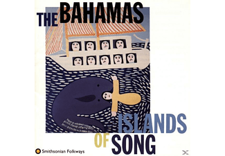 VARIOUS - THE BAHAMAS: ISLANDS OF SONG - (CD)