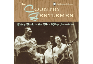The Country Gentlemen - Going Back To The Blue Ridge Mountain - (CD)