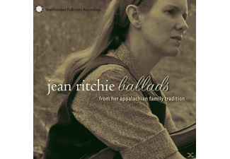 Jean Ritchie - BALLADS FROM HER APPALACHIAN FAMILY - (CD)
