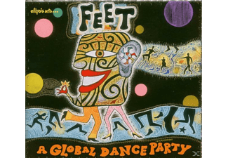 VARIOUS - Feet-A Global Dance Party - (CD)
