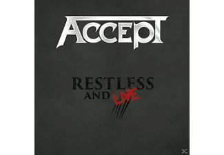 Accept - Restless And Live - (Vinyl)