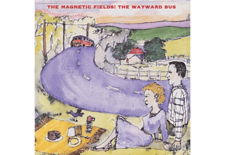 The Magnetic Fields - The Wayward Bus/Distant Plastic Trees (2LP+MP3) - (LP + Download)