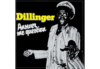 Dillinger - Answer Me Question - (Vinyl)