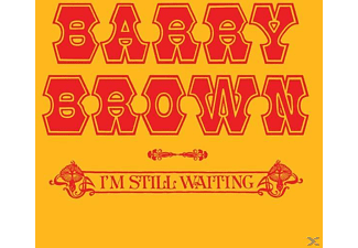 Barry Brown - I'm Still Waiting - (Vinyl)