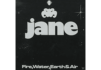 Jane - Fire, Water, Earth & Air [Vinyl]