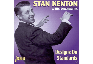 Stan Kenton & his Orchestra - Designs On Standards - (CD)