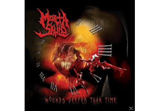 Morta Skuld - Wounds Deeper Than Time - (CD)