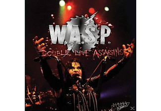 W.A.S.P. - Double Live Assassins - (Vinyl)