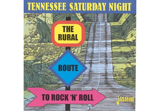 VARIOUS - Tennessee Saturday Night [CD]