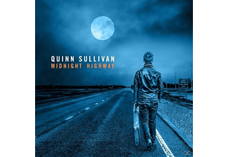 Quinn Sullivan - Midnight Highway - (CD)