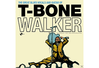 T-Bone Walker - The Great Blues Vocals And Guitar Of+4 Bonus - (Vinyl)