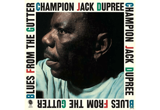 Champion Jack Dupree - Blues From The Gutter+2 Bouns Tracks (Ltd.180g - (Vinyl)