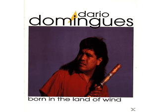 Dario Domingues - Born In The Land Of Wind - (CD)