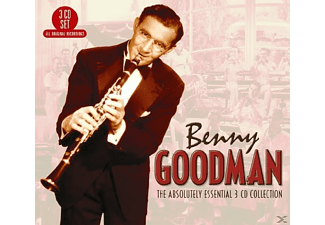 Benny Goodman - Absolutely Essential - (CD)