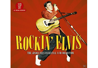 Elvis Presley - Rockin' Elvis-Absolutely Essential - (CD)