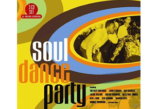 VARIOUS - Soul Dance Party - (CD)