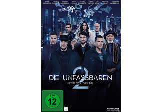 Die Unfassbaren 2 - Now you see me - (DVD)