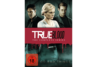 True Blood - Staffel 1-7 (33 Discs) - (DVD)