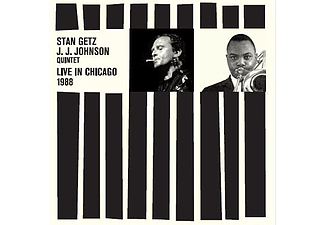 Stan Getz, J.J. Johnson Quintet - Live in Chicago 1988 (CD)
