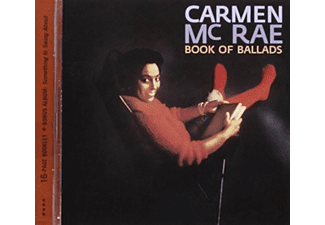 Carmen McRae - Book of Ballads/Something to Swing About (CD)