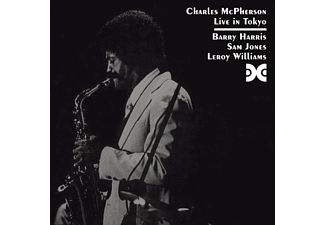 Charles McPherson - Live in Tokyo (CD)