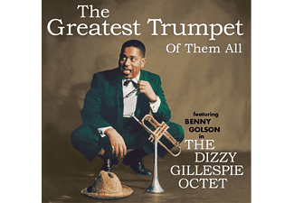 Dizzy Gillespie - Greatest Trumpet of Them All (CD)