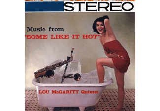 Lou McGarity Quintet - Music from Some Like it Hot (CD)