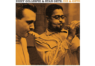 Dizzy Gillespie, Stan Getz - Diz & Getz (Remastered Edition) (CD)