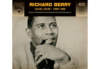 Richard Berry, VARIOUS - Louie,Louie 1953-1962 - (CD)