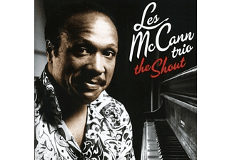 Les McCann Trio - The Shout (CD)