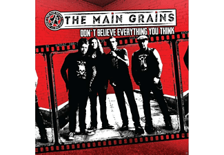 Main Grains - Don't Believe Everything You Think - (CD)