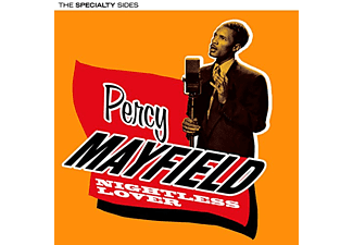 Percy Mayfield - Live in Hollywood, New York & San Francisco (CD)