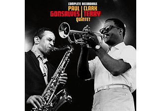 Paul Gonsalves, Clark Terry - Complete Recordings (CD)
