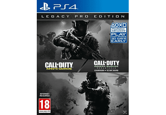 Call of Duty Infinite Warfare Legacy Pro Edition PlayStation 4