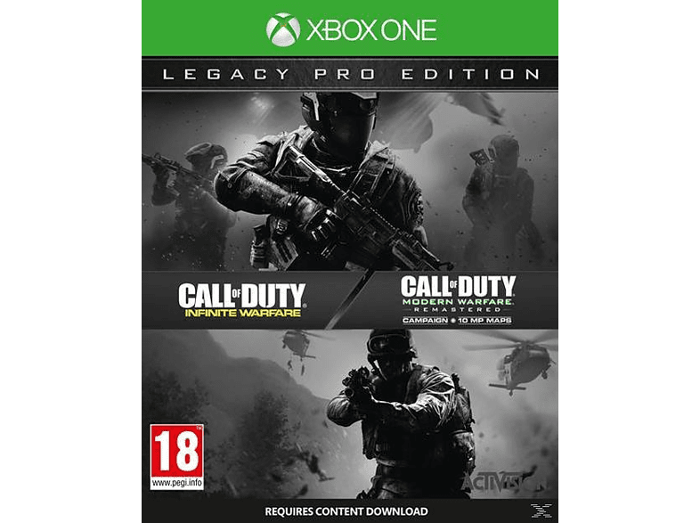 Call of Duty Infinite Warfare Legacy Pro Edition Xbox One gaming games xbox one games