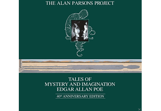 The Alan Parsons Project - Tales Of Mystery And Imagination (Ltd.Edt.) - (CD + Blu-ray Disc)
