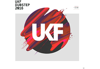 VARIOUS - UKF Dubstep 2016 (Limited Edition) - (Vinyl)