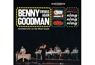 Benny Goodman - Swings Again (CD)
