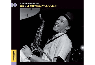 Dexter Gordon - Go! / A Swingin' Affair (CD)