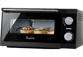domo mini backofen bruschetta do 466go back fen online kaufen bei mediamarkt. Black Bedroom Furniture Sets. Home Design Ideas