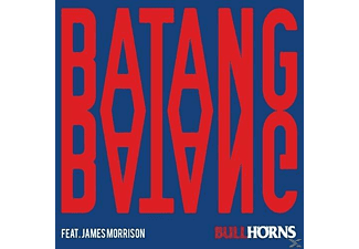Bullhorns - Batang - (CD)