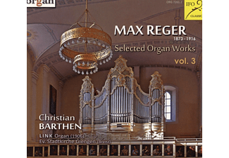 VARIOUS, Barthen Christian - Selected Organ Works Vol.3 - (CD)