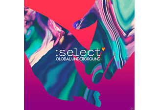 VARIOUS - Global Underground:Select #2 - (CD)